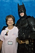 Barb and Batman